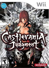 Castlevania Judgment (NINTENDO WII)