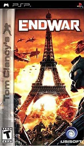 Tom Clancy's - EndWar (PSP) PSP Game