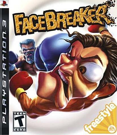 FaceBreaker (PLAYSTATION3) PLAYSTATION3 Game