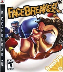FaceBreaker (PLAYSTATION3)