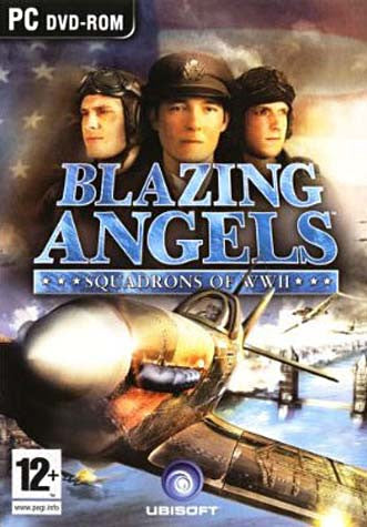 Blazing Angels - Squadrons of WWII (French Version Only) (PC) PC Game