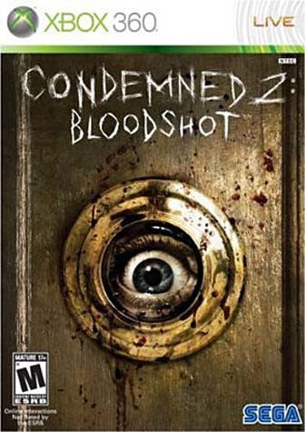 Condemned 2 - Bloodshot (XBOX360) XBOX360 Game