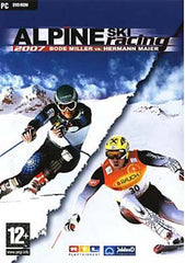 Alpine Ski Racing 2007 (French Version Only) (PC)