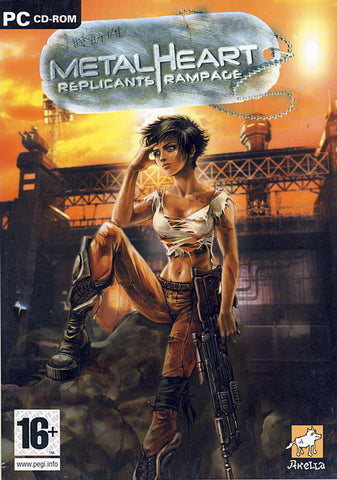 Metal Heart - Replicant Rampage (French Version Only) (PC) PC Game