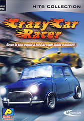 Crazy Car Racer (French Version Only) (PC)