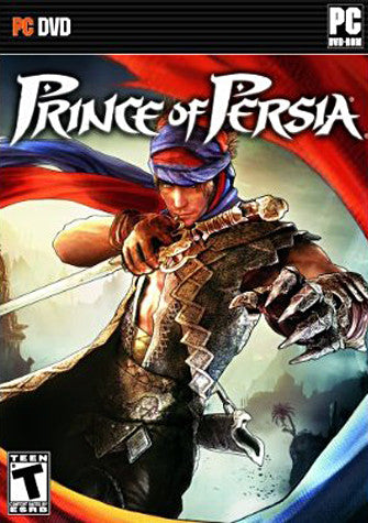 Prince of Persia (2008) (Limit 1 per Client) (Bilingual Cover) (PC) PC Game