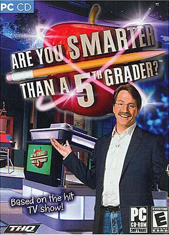 Are You Smarter Than a 5th Grader? (PC) PC Game