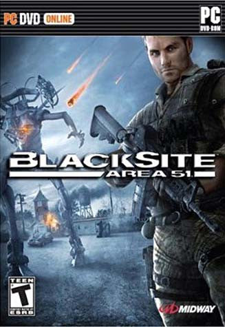 Blacksite - Area 51 (PC) PC Game