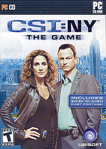 CSI: New York - The Game (PC) PC Game
