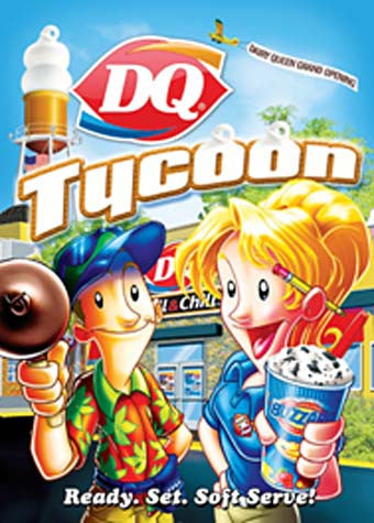 DQ Tycoon (PC) PC Game
