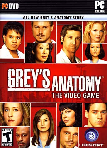 Grey's Anatomy (PC) PC Game