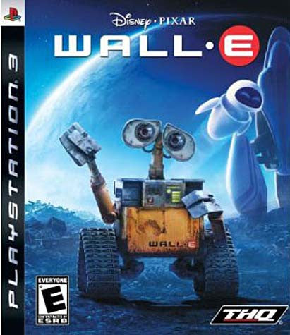 Disney Pixar - Wall-E (PLAYSTATION3) PLAYSTATION3 Game
