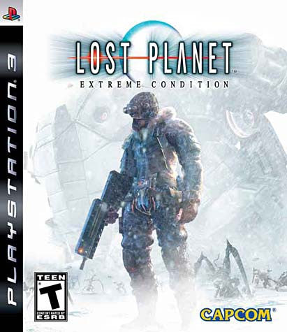 Lost Planet - Extreme Condition (PLAYSTATION3) PLAYSTATION3 Game