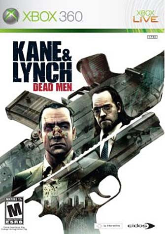 Kane And Lynch - Dead Men (XBOX360) XBOX360 Game