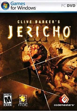 Clive Barker s - Jericho (Limit 1 copy per client) (PC) PC Game