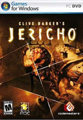 Clive Barker s - Jericho (Limit 1 copy per client) (PC)