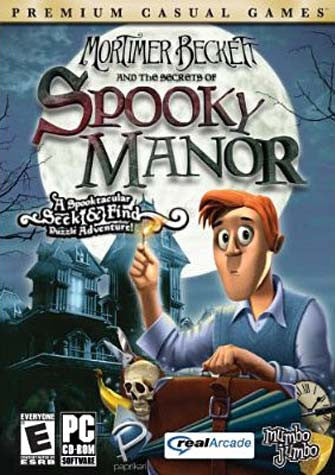 Mortimer Beckett and the Secrets of Spooky Manor (PC) PC Game