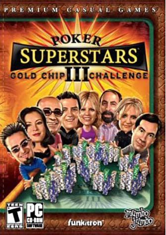 Poker Superstars 3 (PC) PC Game