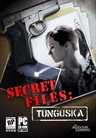 The Secret Files - Tunguska (PC) PC Game