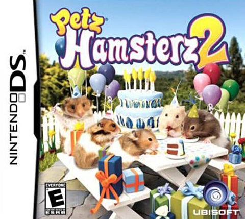 Petz Hamsterz 2 (DS) DS Game