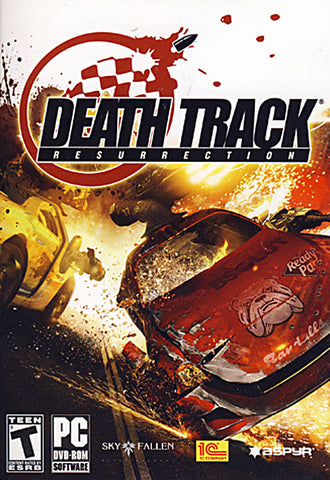 Death Track - Resurrection (Limit 1 copy per client) (PC) PC Game