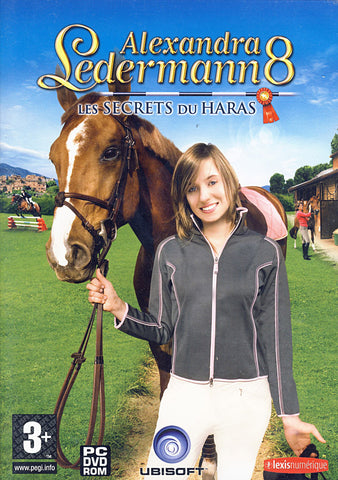 Alexandra Ledermann 8 - Les Secrets du Haras (French Version Only) (PC) PC Game