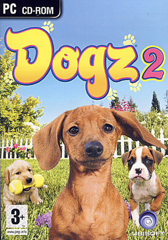 Dogz 2 (French Version Only) (PC) PC Game