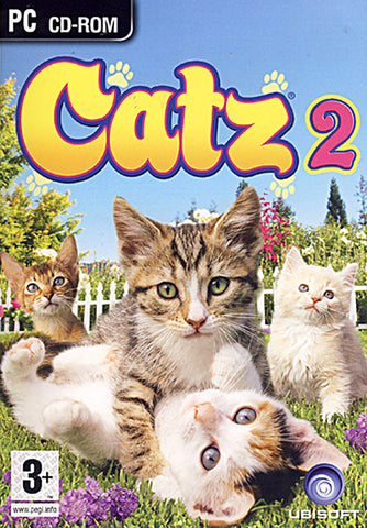 Catz 2 (French Version Only) (PC) PC Game