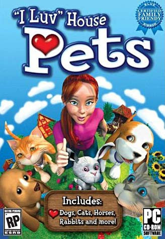 I Luv House Pets (PC) PC Game