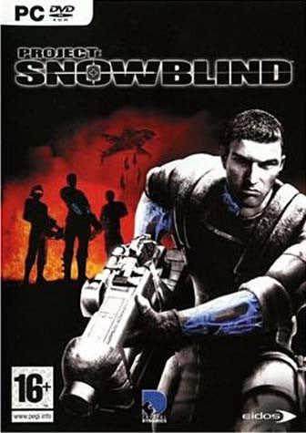 Project : Snowblind (French Version Only) (PC) PC Game