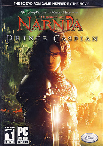 The Chronicles of Narnia - Prince Caspian (PC) PC Game