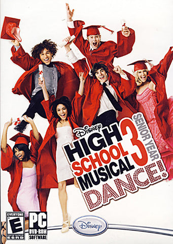 Disney High School Musical 3 - Senior Year Dance! (PC) PC Game