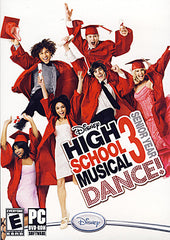 Disney High School Musical 3 - Senior Year Dance! (PC)