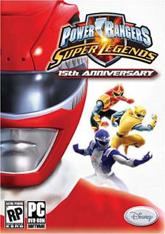 Power Rangers Super Legends (15th Anniversary) (PC) PC Game