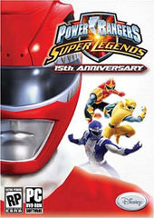 Power Rangers Super Legends (15th Anniversary) (PC)