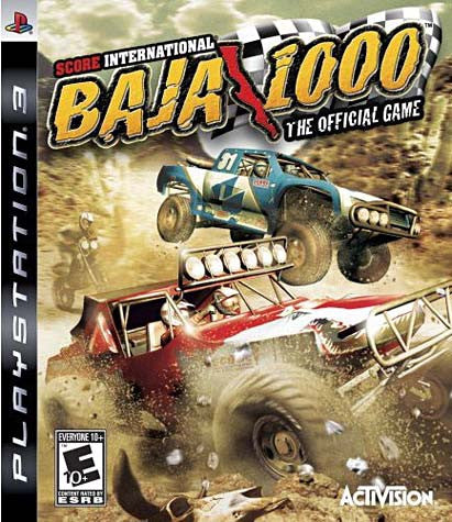 Baja 1000 (PLAYSTATION3) PLAYSTATION3 Game