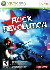 Rock Revolution (Trilingual Cover) (XBOX360)