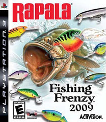 Rapala Fishing Frenzy 2009 (PLAYSTATION3)
