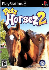 Petz Horsez 2 (PLAYSTATION2)