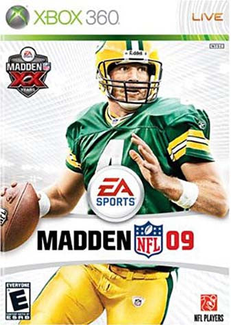 Madden NFL 09 (XBOX360) XBOX360 Game
