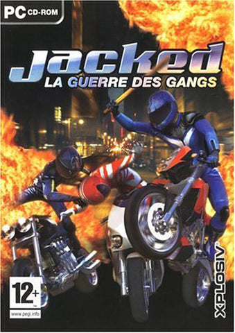 Jacked (French version only) (PC) PC Game