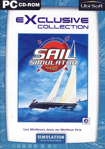 Sail Simulator 4 (French Version Only) (PC) PC Game