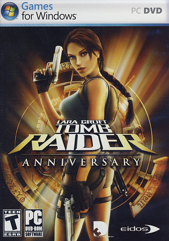 Tomb Raider Anniversary (DVD) (PC) PC Game