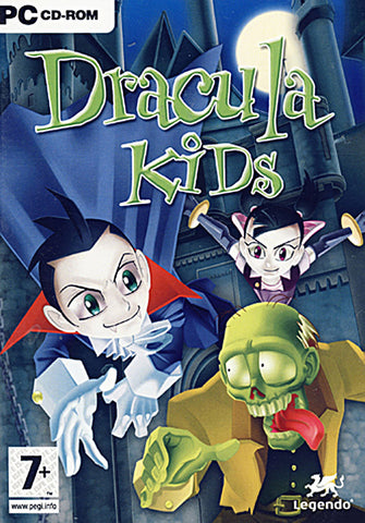 Dracula Kids (French Version Only) (PC) PC Game