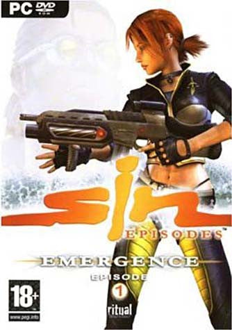 SiN Episodes : Emergence Episode 1 (French Version Only) (PC) PC Game