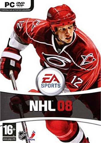 NHL 08 (French Version Only) (PC) PC Game