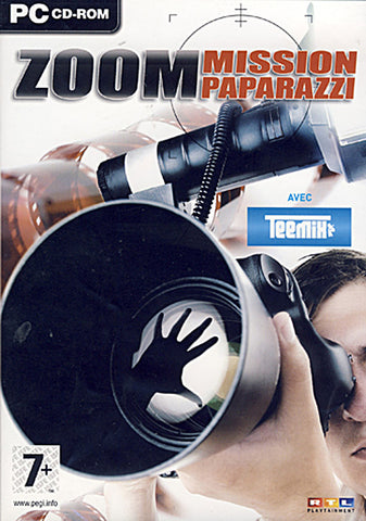 Zoom Mission Paparazzi (French Version Only) (PC) PC Game