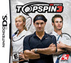 Top Spin 3 (Bilingual Cover) (DS) DS Game
