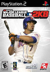 Major League Baseball 2K8 (Limit 1 copy per client) (PLAYSTATION2)