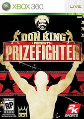 Don King Presents - Prize Fighter (XBOX360)